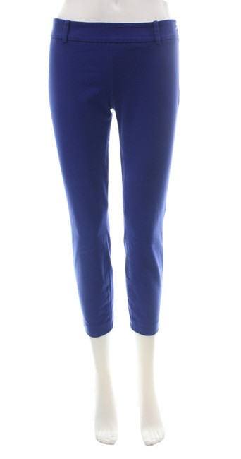 J.Crew Blue 'minnie' Royal Pants Size 2 (XS, 26) J.Crew Blue 'minnie' Royal Pants Size 2 (XS, 26) Image 1