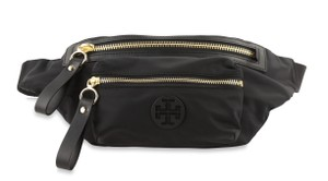 Tory Burch Tilda Nylon Waist Black Travel Bag