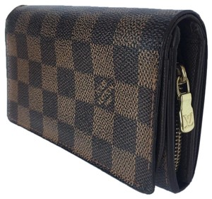 Louis Vuitton Tresor Damier Ebene Wallet