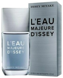 Issey Miyake L'EAU MAJEURE D'ISSEY POUR HOMME BY ISSEY MIYAKE-EDT-3.3 OZ-100 ML-FRANCE