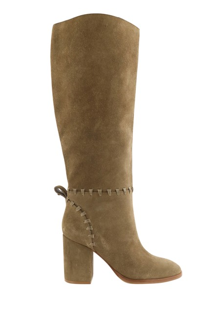 Tory Burch Beige Contraire Boots/Booties Size US 6.5 Regular (M, B) Tory Burch Beige Contraire Boots/Booties Size US 6.5 Regular (M, B) Image 1