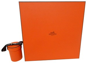Hermès Hermes storage box for scarf and Twilly Tube Box - set of two