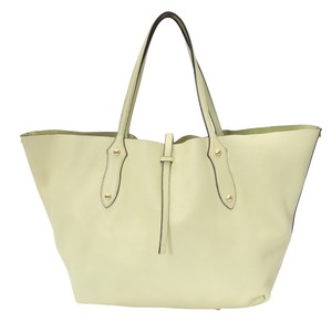 Annabel Ingall Spring Summer Ss 2019 Soft Color Pantone Working Moms Tote in Pastel Yellow