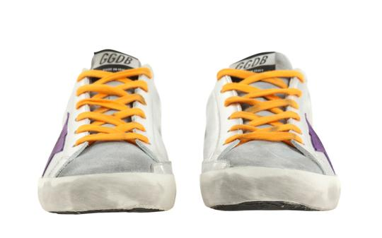Golden Goose Deluxe Brand Silver Athletic Image 4