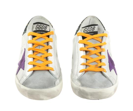 Golden Goose Deluxe Brand Silver Athletic Image 5