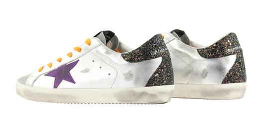 Golden Goose Deluxe Brand Silver Athletic Image 6