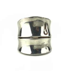 Gucci GUCCI Bamboo Ring in Sterling Silver