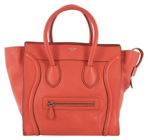 Céline Luggage Handbag Shoulder Bag