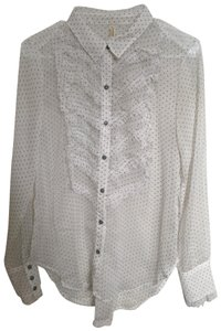 6ff86db7e White Free People Blouses - Up to 70% off a Tradesy
