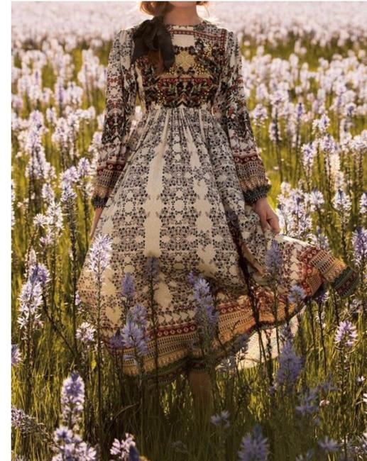 multi Maxi Dress by Anthropologie Image 7