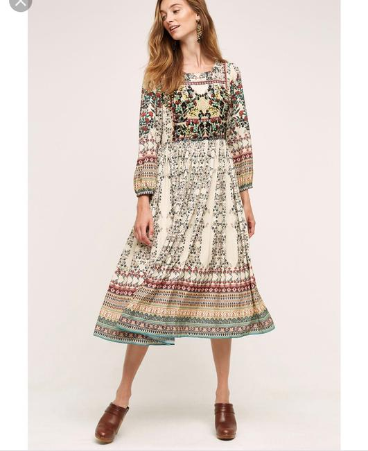 multi Maxi Dress by Anthropologie Image 8