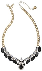 Kate Spade Crystal Stone Collar Necklace