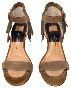 Dolce Vita Brown Platforms
