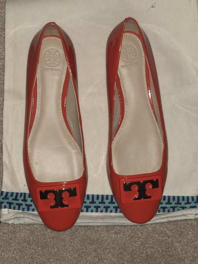 Tory Burch Coral Flats Image 3