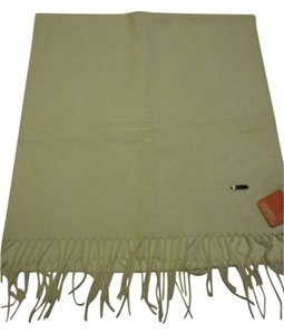 ESPRIT NEW ESPRIT OFF WHITE WINTER SCARF