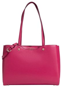Karl Lagerfeld Tote in Hot Pink