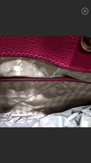 Karl Lagerfeld Tote in Hot Pink Image 4