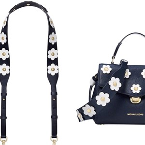 Michael Kors Floral Leather Shoulder Strap Replacement