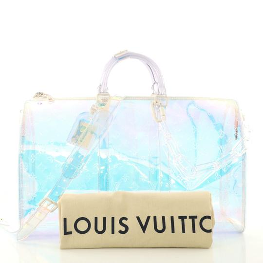 Louis Vuitton Keepall Bandouliere multicolor Travel Bag Image 1