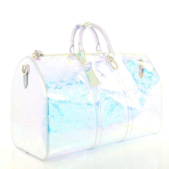 Louis Vuitton Keepall Bandouliere multicolor Travel Bag Image 2