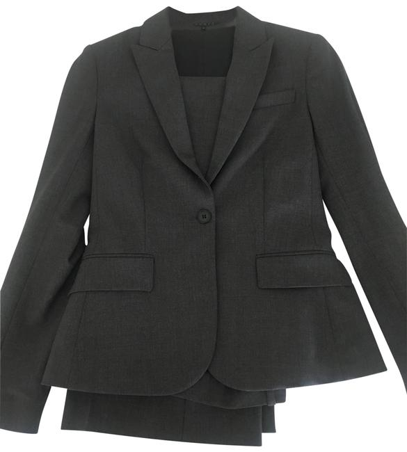 Item - Grey See Photo Pant Suit Size 2 (XS)