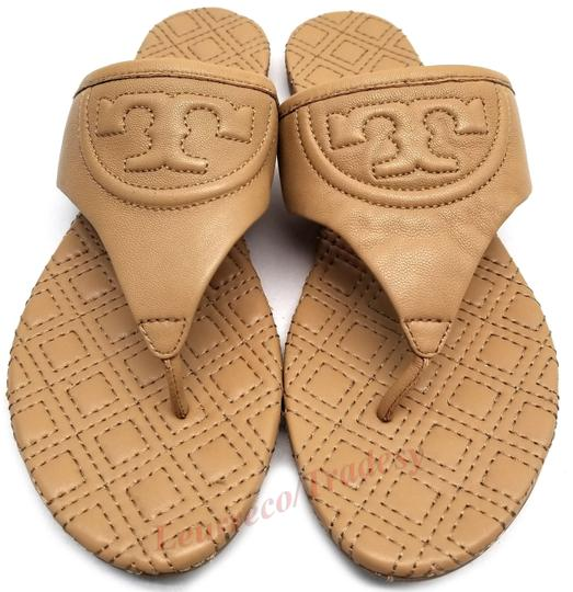 Tory Burch Blond Sandals Image 1