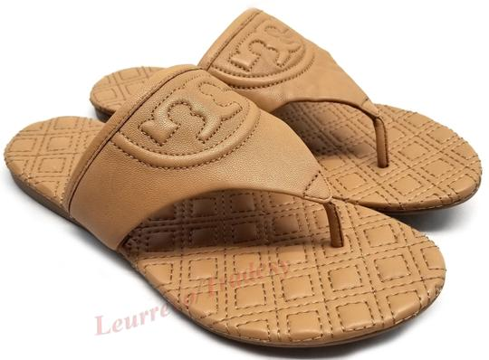 Tory Burch Blond Sandals Image 2