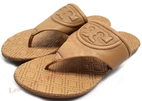 Tory Burch Blond Sandals Image 3