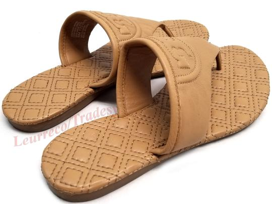 Tory Burch Blond Sandals Image 4