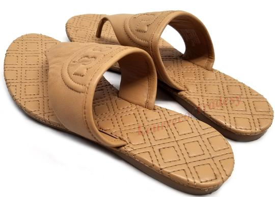 Tory Burch Blond Sandals Image 5