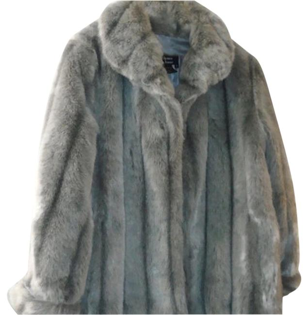 Item - Gray Faux Fake Coat Size 20 (Plus 1x)