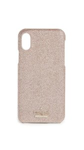 Kate Spade Kate Spade New York Glitter Snap Case iPhone X Without Box