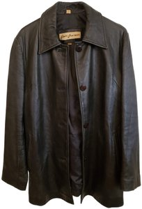 Rem Garson Soft Retro Vintage Leather Jacket