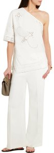 Stella McCartney Tory Burch Lela Rose Chloé Doen Sezane Top White