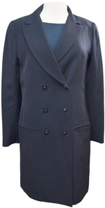 Chanel Boutique Double Breasted Pea Coat