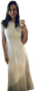 BCBGMAXAZRIA Bcbg Bridal Rehearsal Boho Crochet Dress