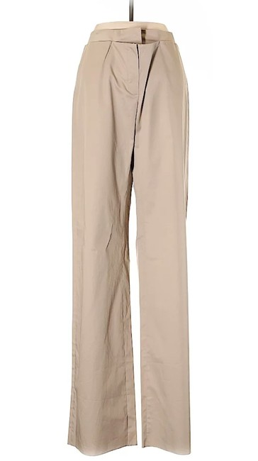 Item - Tan Relaxed 46(It) High Trousers Pants Size 10 (M, 31)