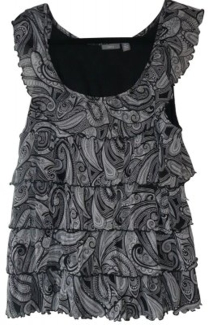 Preload https://item2.tradesy.com/images/apt-9-black-and-white-paisley-print-sleeveless-multi-tiered-ruffled-blouse-size-16-xl-plus-0x-25611-0-0.jpg?width=400&height=650