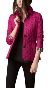 Burberry Deep Fuchsia Jacket