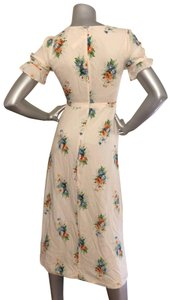 Nosegay Floral Antique Lace Maxi Dress by Madewell