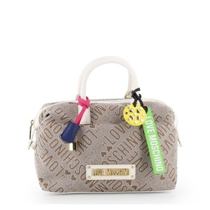 Love Moschino Satchel in Brown