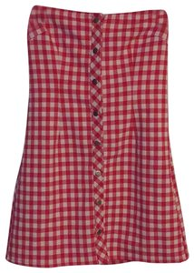 Honey Punch short dress red on Tradesy