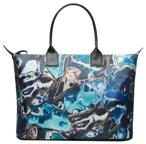 Ted Baker Shopper Large Nylon Nylon Beach Tote in Blue