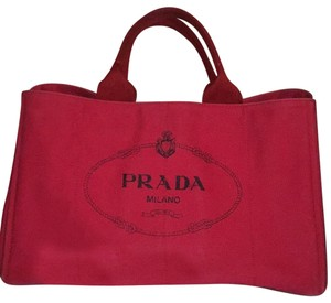 Prada Tote in RED ♥️