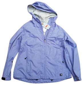 Carhartt Duck Raingear Blue Jacket