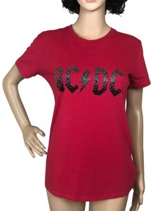 Cotton On T Shirt Red