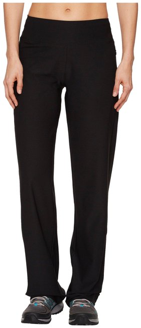 Item - Black Everyday High-rise Pants Activewear Bottoms Size 6 (S, 28)