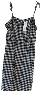 cupcakes and cashmere short dress black and white on Tradesy