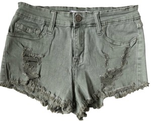 Klique B Denim Shorts