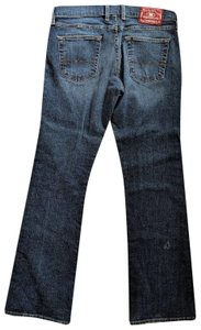 Lucky Brand Size 29 Mid Rise Boot Cut Jeans-Medium Wash